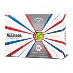 Callaway Super Soft Magna Yellow Dozen
