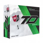 Wilson Staff True Distance Soft White Dozen