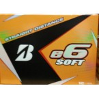 Bridgestone E6 Soft White Dozen