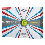 Callaway Supersoft Dozen Yellow