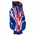 Tour Edge Xtreme 4 Red/White/Blue Cart Bag