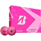 Bridgestone Lady Optic Pink Dozen