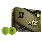 Bridgestone E12 Soft Matte Green Dozen