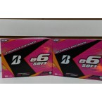 Bridgestone E6 Ladies White Dozen