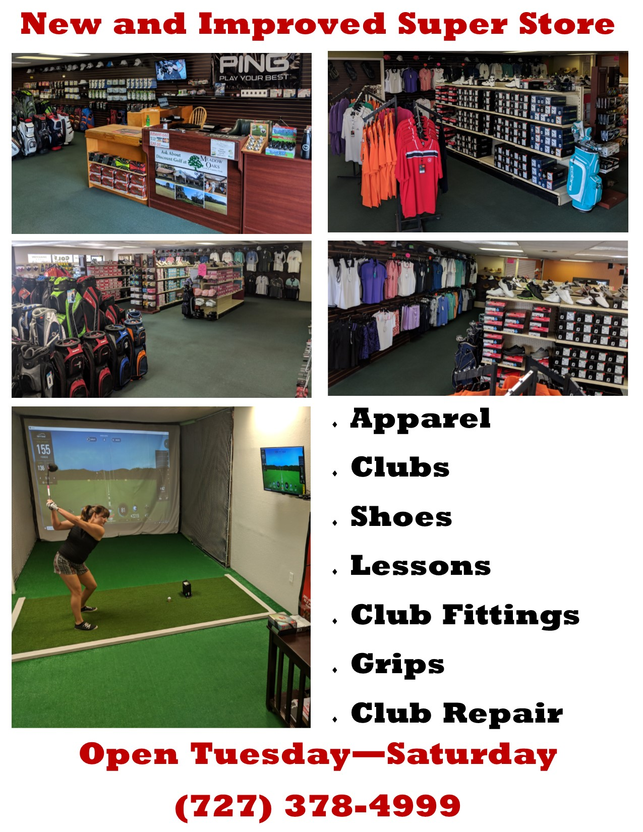 Steves World of Golf Proshop